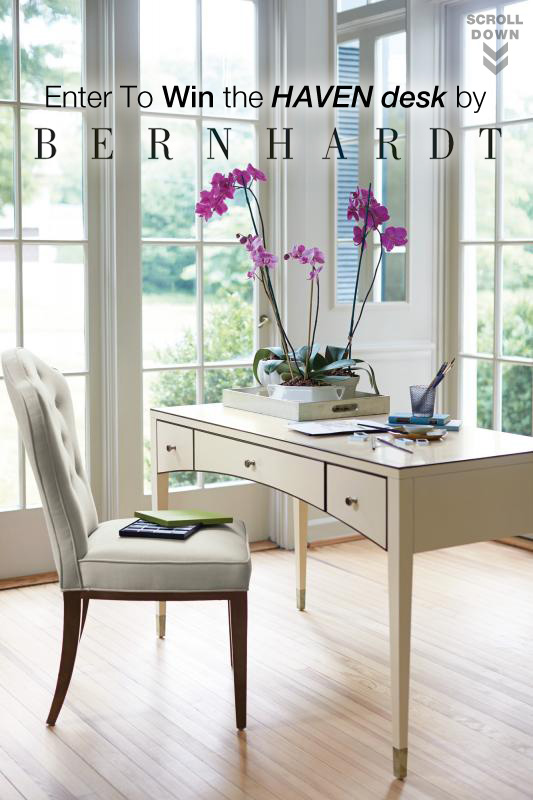 Haven Desk by Bernhardt