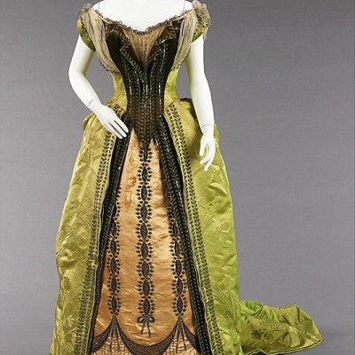The Father of Haute Couture: Charles Frederick Worth