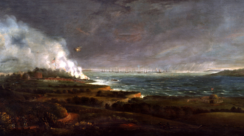 1901.2.3 Bombardment of Fort McHenry