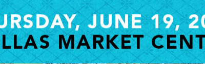 YOU ARE INVITED! DALLAS MARKET CENTER's #JUNESNEAKPEEK!