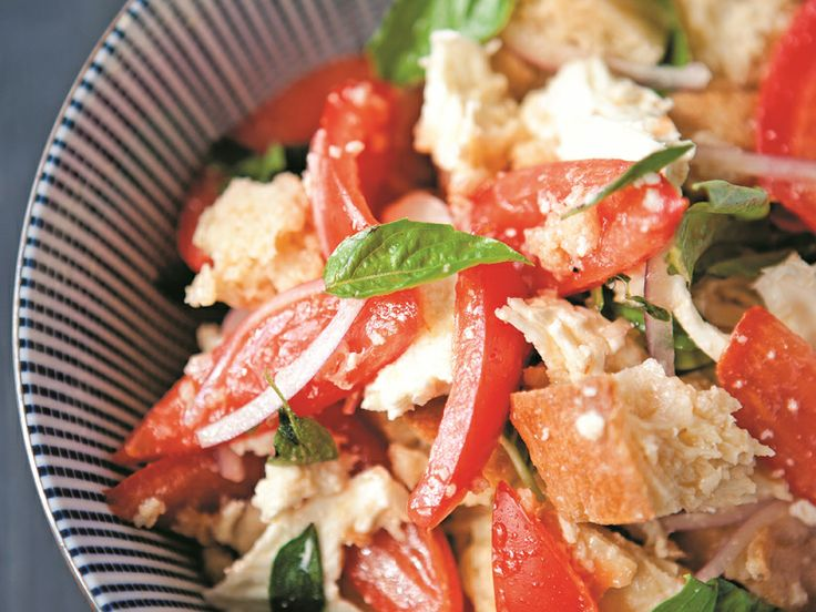panzanella Italian salad