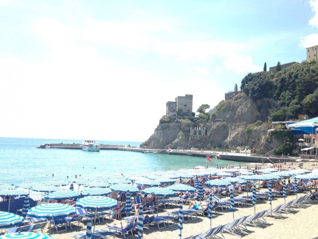 BeachMonterosso