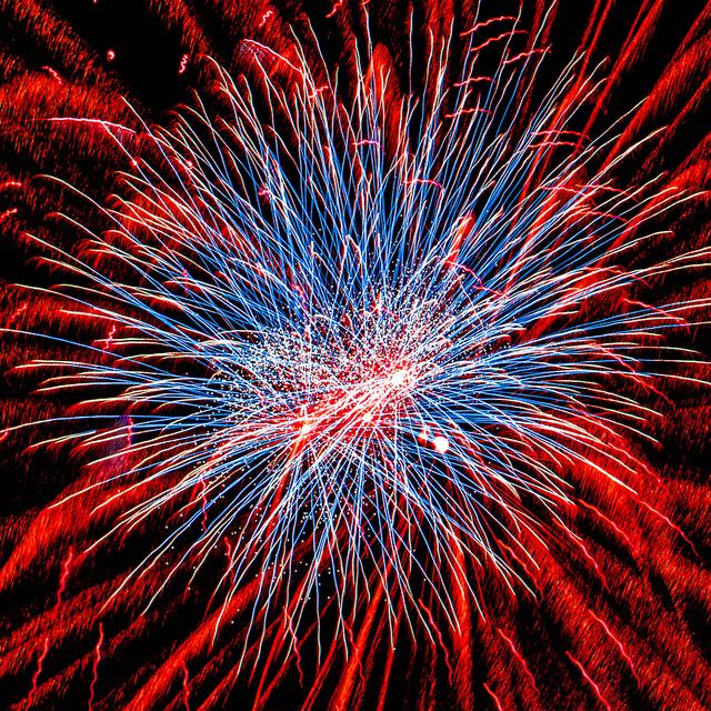 RwB fireworks