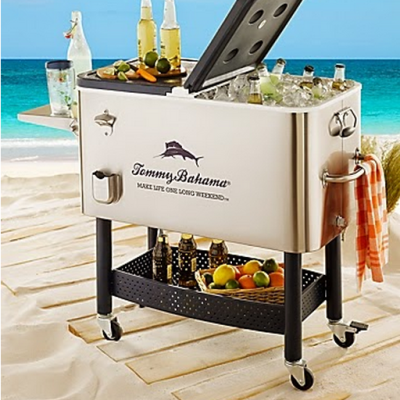 5 Classy Coolers + Colorful Summer Drinks!