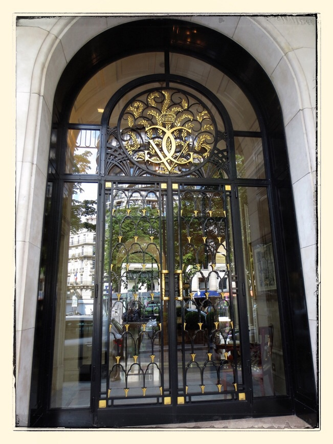 The Fous Seasons Hotel, George V, Paris