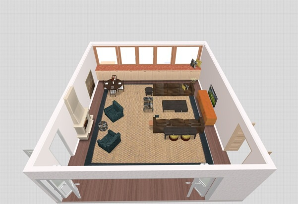 Interior Design For IPAD App