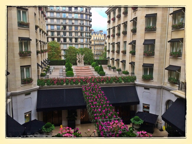 Paris Four Seasons Hotel, George V