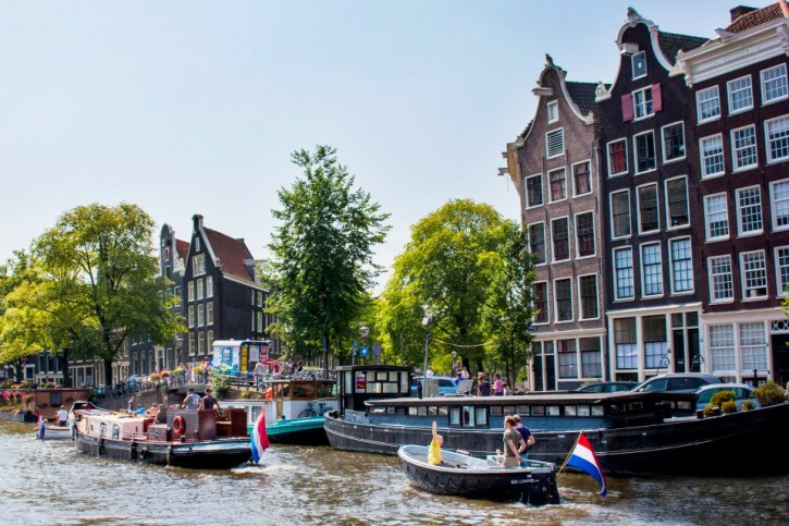 Amsterdambrilliantwaterfront