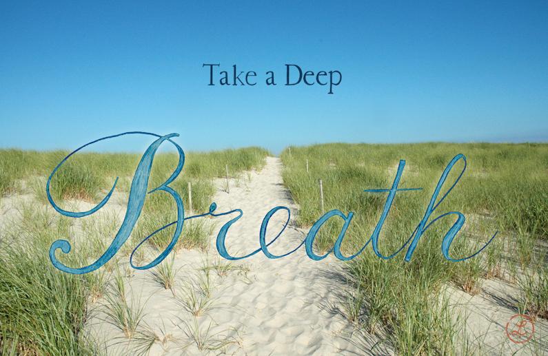 Breath graphic