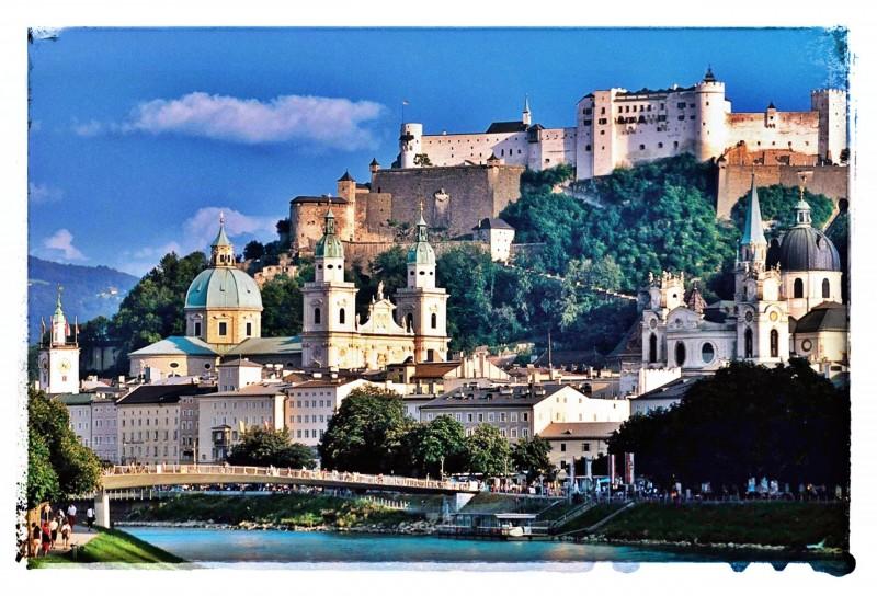Salzburg overview