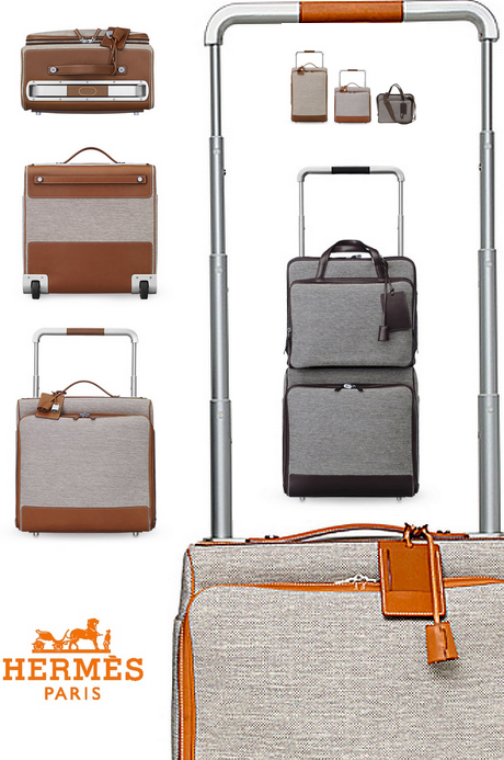 Hermes luggage designs