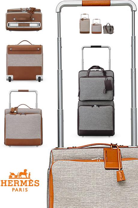 Hermes luggage designs
