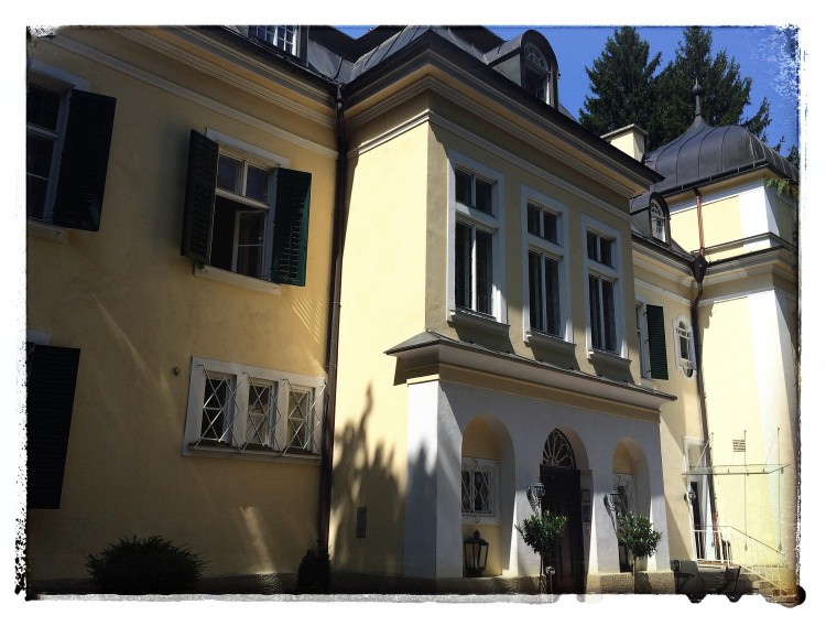 The Von Trapp Faily HOme