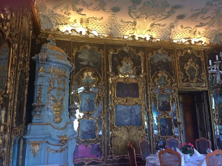 Leopoldskron Palace, Salzburg, Austira