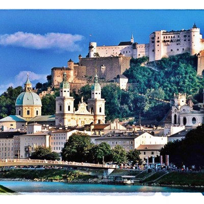 Scenes From Salzburg: The Sound of Music Tour