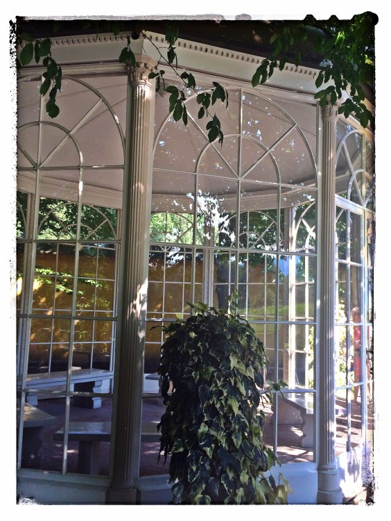 the gazebo in the sound of Music