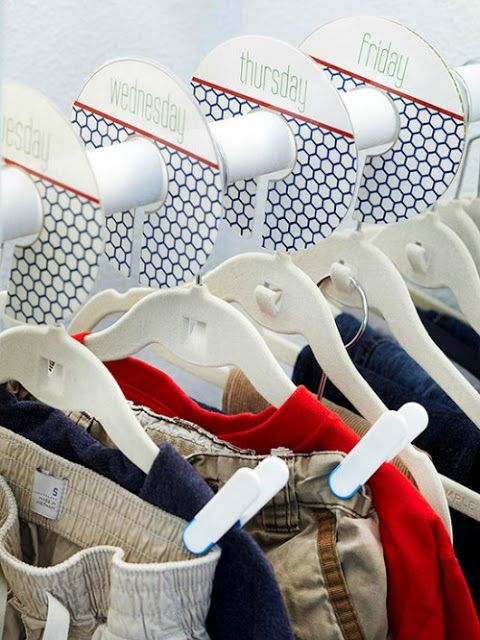 BTS CLOSET ORGANIZING FOR KIDS - feature at HADLEY COURT blog