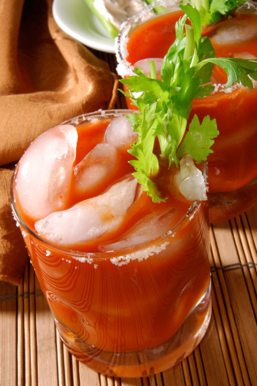 Bloody Mary - TAILGATING TREATS TO TRY feature at Hadley Court Blog