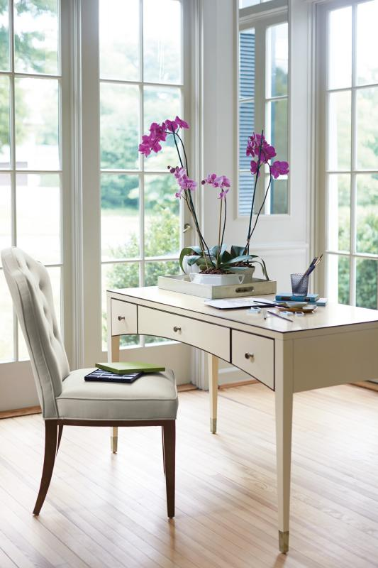 beautiful haven luxury desk and chair photo