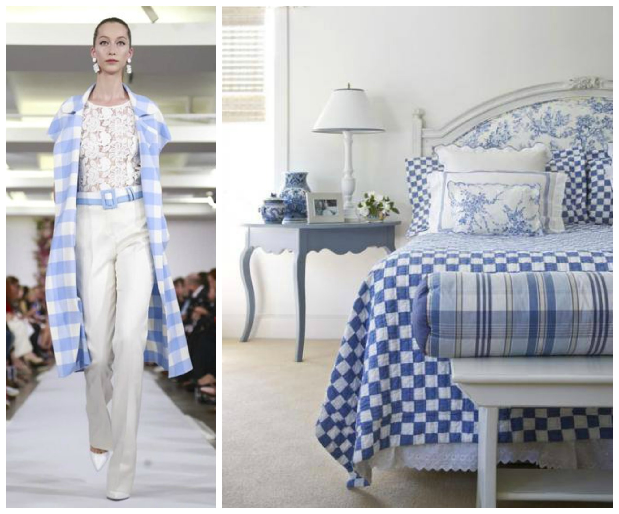 New York Fashion Week Translated Into Timeless Interiors