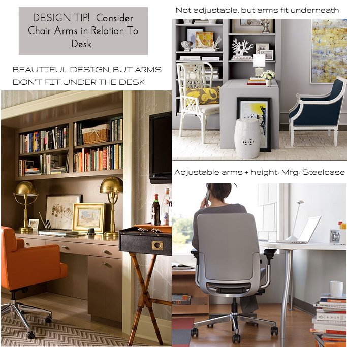 Hadley Court Design Tips for Home Office Design