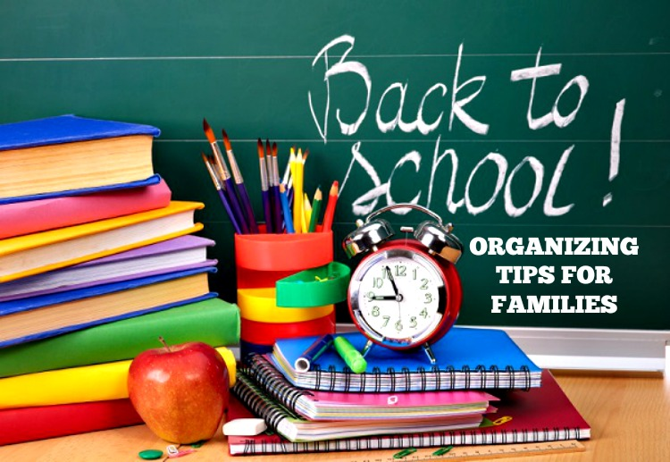 back-to-school-organizing tips for families - Hadley Court blog
