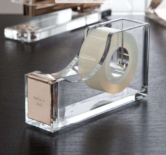 Pretty tape dispenser for your desk