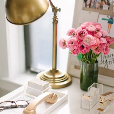 My 7 Favorite Luxury Desk Accessories