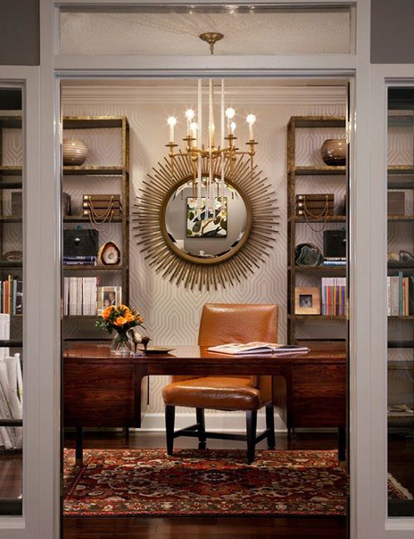 Our Favorite Sunburst Mirrors Interior Design Blog