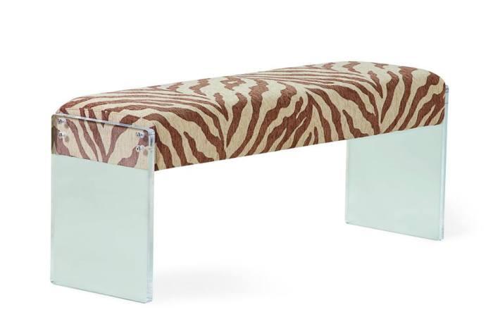 Lee Acrylic Bench