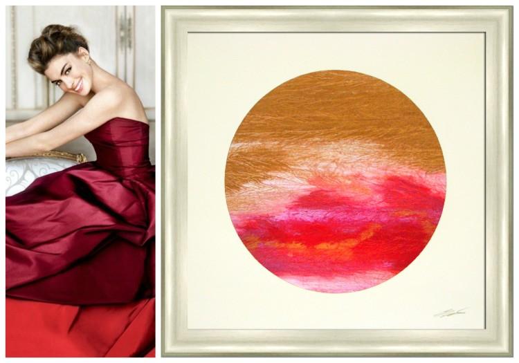 Picture Source Pairings with Oscar de La Renta Couture -  Lynda Quintero-Davids