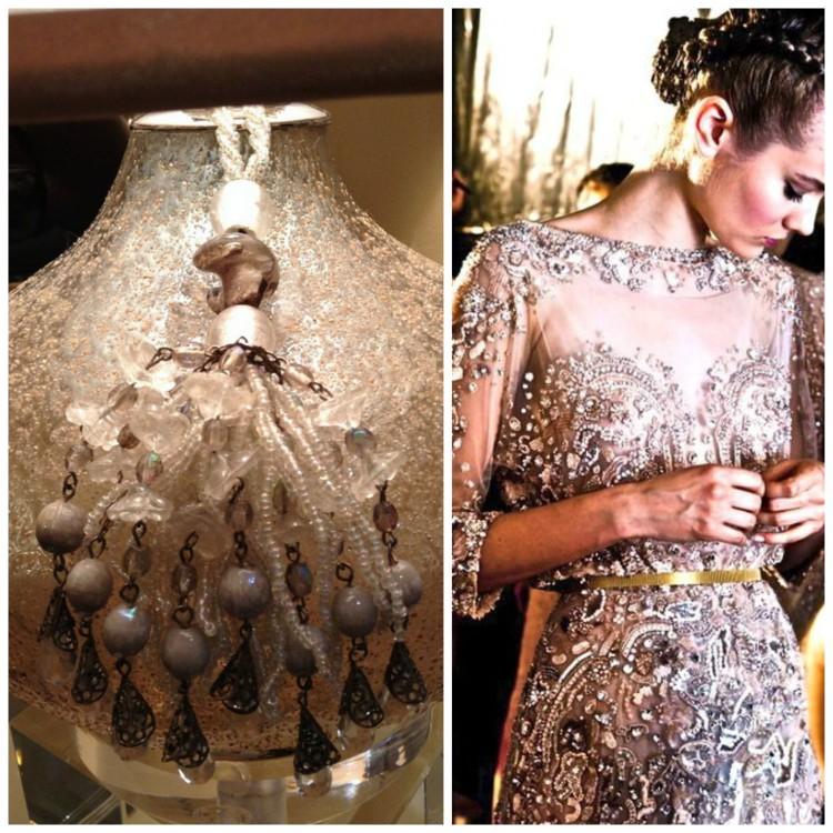 John Richard Collection inspired dress