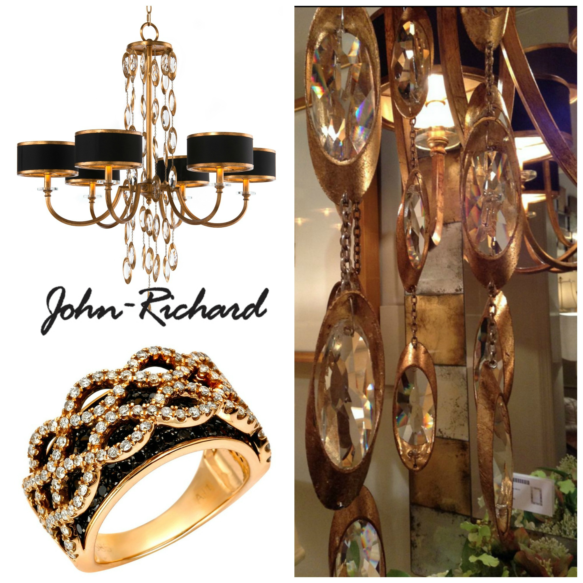 Lux Lighting Fashion The John Richard Collection