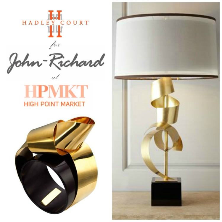 Lamp from John Richard Collection