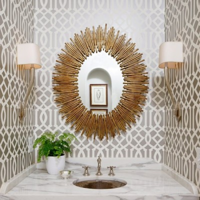 Our Favorite Sunburst Mirrors