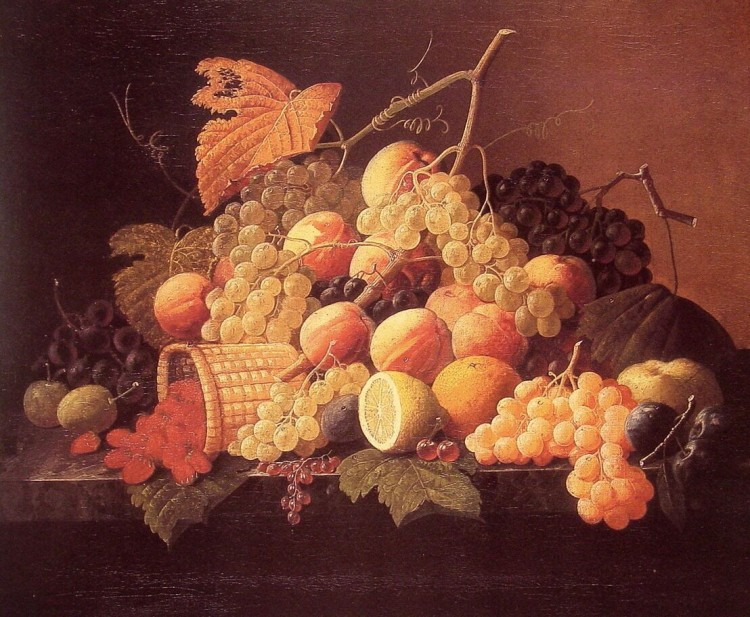 HC_LC_Still Life with Fruit 2