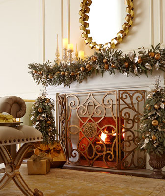 Beautiful Fireplace Screens