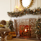 Horchow Fireplace Screens - Holiday
