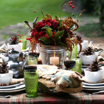 Author Danielle Rollins Shares Her 8 Top Thanksgiving Entertaining Tips