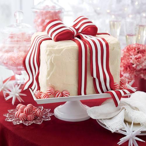 SOUTHERN LIVING COVER - CHRISTMAS GIFT CAKE