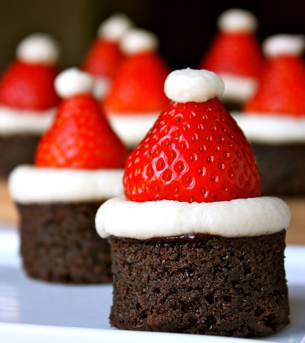 Christmas Dessert Brownies