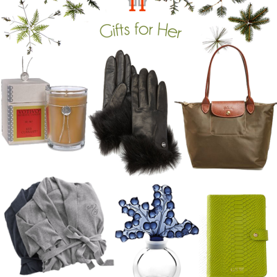 My Favorite Luxury Christmas Gifts For Your Special HER
