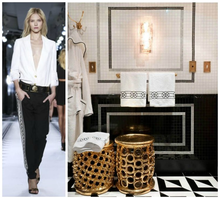 FASHION AND BATH DESIGN PAIRING collage 18 for Hadley Court Blog - by Lynda Quintero-Davids