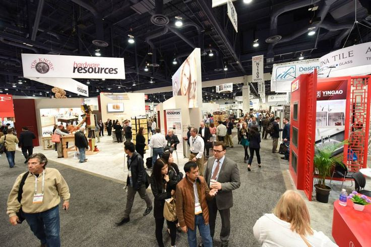 ordinary Kitchen And Bath Trade Shows #4: This kitchen and bath tradeshow event (#KBIS2015) had a stellar turnout, verified attendance was up 5%, with over 500 exhibitors showing u2013 and no wonder ...