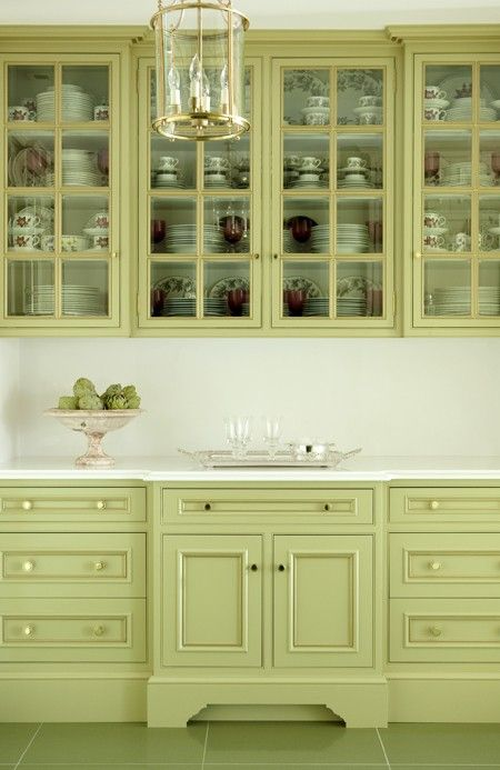 KITCHEN - 2015 TREND - COLOR - Apple Green - HH