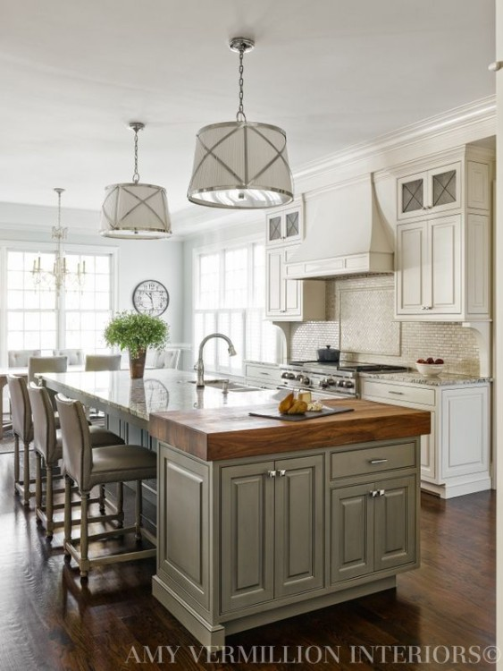 KITCHEN DESIGN IDEAS - Kitchen design by Amy Vermillion Interiors
