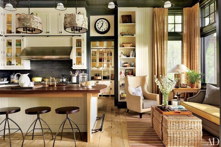 KITCHENS - SITTING AREA vs CASUAL DINING - AD