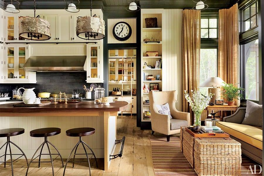 kitchens sitting area vs casual dining ad - Inspiring Kitchen