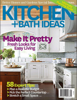 kitchen remodel magazine