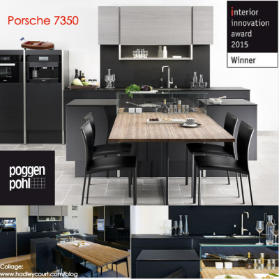 P for Perfection: Porsche Design Group's P'7350 Kitchen For Poggenpohl